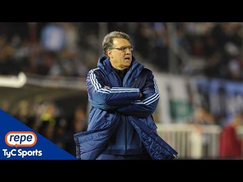 Gerardo Martino analizó la derrota de Argentina frente a Ecuador