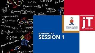 JuniorTukkie Winter School Mathematics Session 1