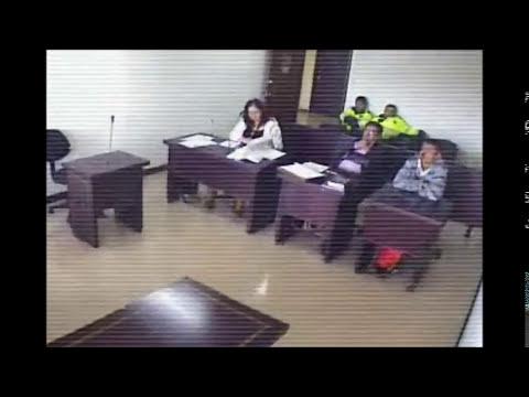 Audiencia Legalización Captura e Imputación Proceso Penal Casos Penales