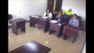Audiencia Legalizaci�n Captura E Imputaci�n Proceso Penal Casos Penales