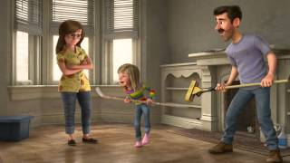 Happy Mother's Day from Disney/Pixar's Inside Out!