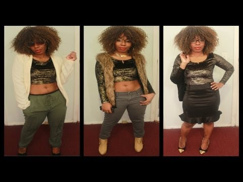 Fashion | 3 Ways To Wear A Crop Top *Giveaway*