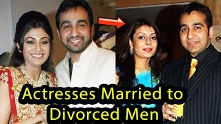 Download 10 Bollywood Actresses Who Married TO Divorced Men 3Gp Mp4