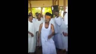ربابه سودانيه في حفل بالرياض