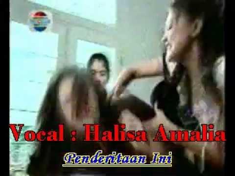 Imel Putri Cahyati - Penderitaan Ini - ( Halisa Amalia ) video
