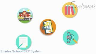 Grey Shades School ERP (Shades School ERP)