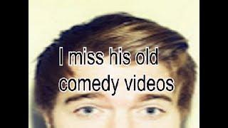 I miss Shane Dawson's old comedy videos