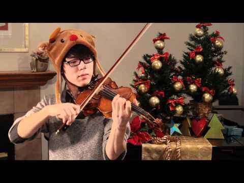 Jingle Bells - Jun Sung Ahn Violin Cover