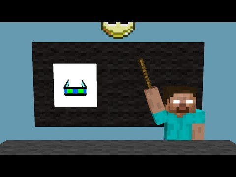Monster School: Lazer Glass - Minecraft Animation