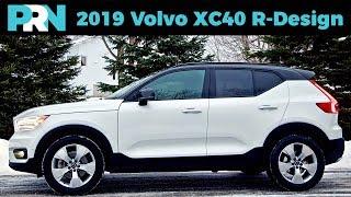 Safety is the New Black | 2019 Volvo XC40 R Design | TestDrive Spotlight