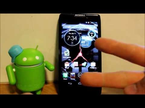 How to Root the Droid Razr HD. Razr M. and Atrix HD on Jelly Bean 4.1.2
