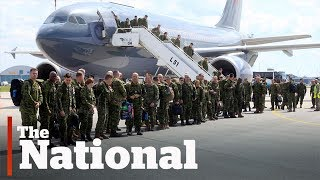 (3.26 MB) Russians criticize Canadian troops in Latvia Mp3