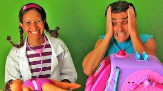 Doc McStuffins Get Better Talking Mobile Unboxing! || Disney Toy Reviews || Konas2002