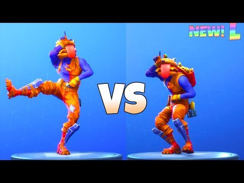 NEW! MINI TAKE THE L EMOTE (Looped) Vs TAKE THE L! Fortnite Battle Royale streaming vf