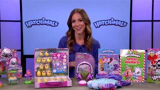 Holiday Hatchimals: Get a Sneak Peek at the Toys Topping This Year's Hot Toy Lists
