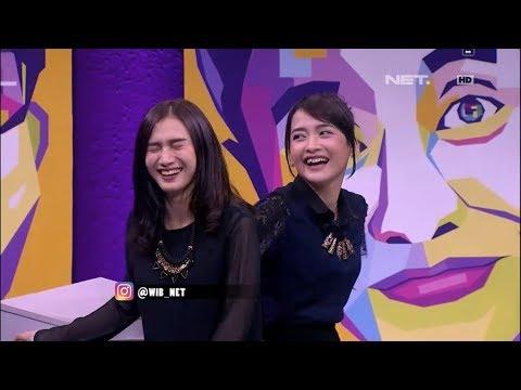 Kinal & Melody Tertawa Geli Mendengar Penjelasan Cak Lontong - WIB