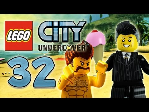 Let's Play Lego City Undercover Part 32: Der Privatkäufer ist...!