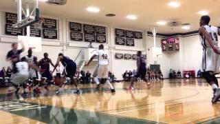 Brewster Academy slam dunk finish...#SCTop10