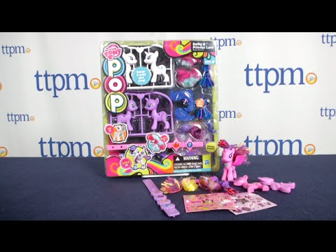 My Little Pony Pop Princess Deluxe Style Kit from Hasbro