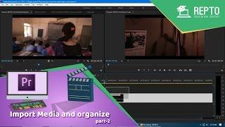 REPTO - Professional Video Editing Premiere Pro Bangla Tutorial  Selection Tool