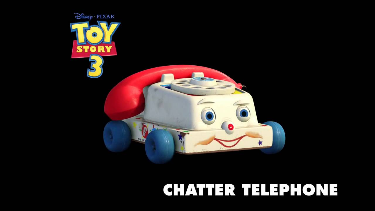 Toy story 3 telefono chiacchierone youtube - Cochon de toy story ...