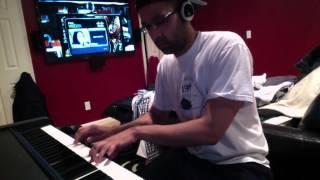 Mere Rang Mein (Maine Pyar Kiya) Piano Cover - Milap Patel