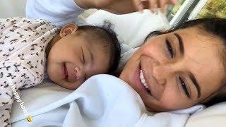 Kylie Jenner presume la tierna sonrisa de su hija Stormi Webster