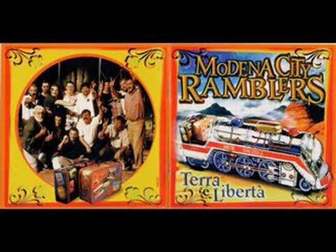 Modena City Ramblers - Radio Tindouf