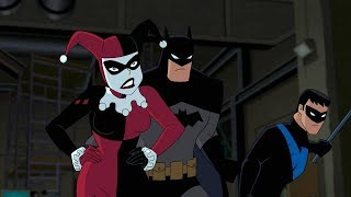 Batman and Harley Quinn - Trailer final (2017)