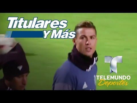 A Cristiano Ronaldo no le gusta usar botines negros | Titulares y Más | Telemundo Deportes