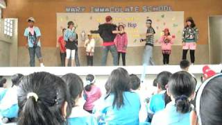 Hip Hop Dance By: St. Anthony De Padua