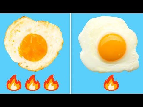 15 Trucos de cocina que los chefs revelan solo en las escuelas de cocina