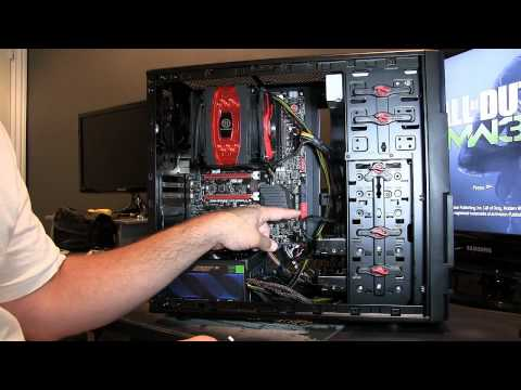 Extreme Gaming PC Wiring |How to build| Part 4 (ASUS)