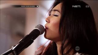 Isyana Sarasvati Keep Being You Live At Music Everywhere