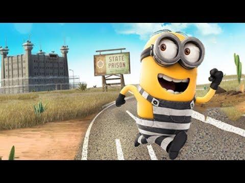 Despicable Me - Minion Rush : PRISONER Costume And MINION BREAK ! Update 5.0.0