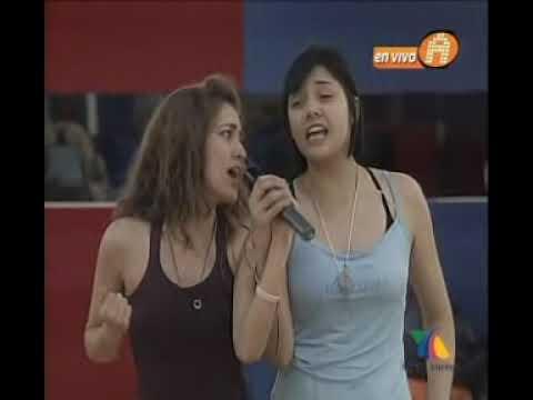 Jolette y Yuridia intercanbian voces parte 3