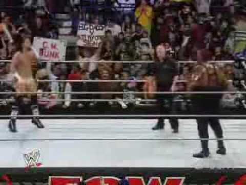 ECW 11-03-08: CM Punk vs Big Daddy V Music Videos