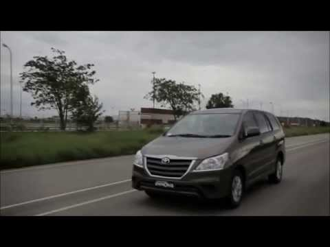 Toyota Innova Limited Edition