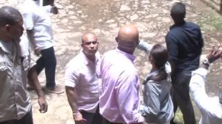 VIDEO: Haiti - Visit Premier Minis Laurent Lamothe nan Nord Peyi a 18 Aout 2014