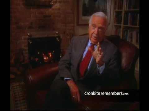 Cronkite Remembers infomercial narrated by dave Cohen