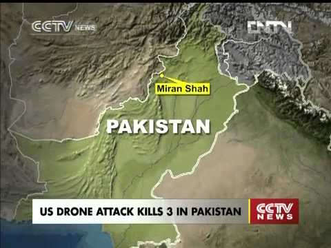 US Drone Kills 3 in Waziristan 'Paki Punjabi ISI Conspiracy & Double Game With Pashtuns!