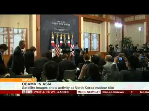 John Swenson-Wright on President Obama's Asia Trip - 25 April 2014