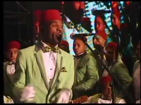 Ottomans Sporting Club Malay Choir  Afrikaans Moppie Gertie Top 8