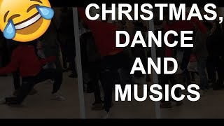 FUNNY CHRISTMAS TRAP SONGS AND DANCES