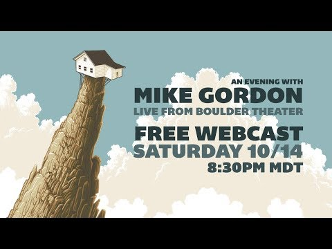 Mike Gordon - 14 Years
