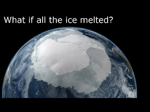 What if all the ice melted?