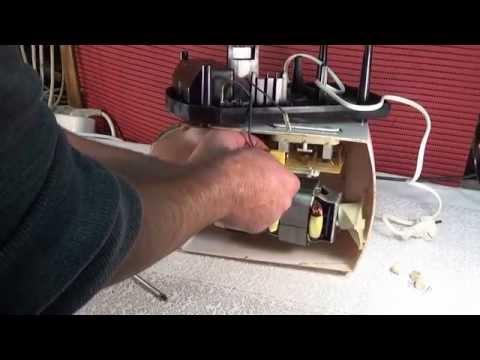 Мясорубка мулинекс ремонт своими руками