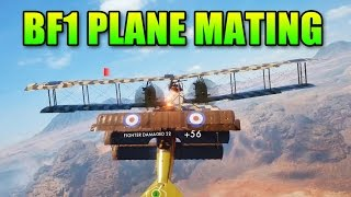 Battlefield 1 Bomber Is The AC130 | BF1 Beta Gameplay