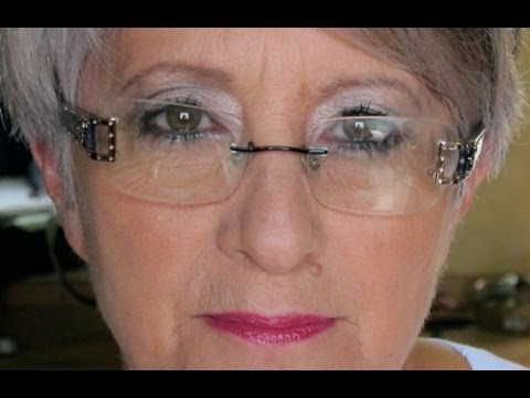 "Makeup Tutorial over 60 – ""Mari"", serie ""Le Rossi"""
