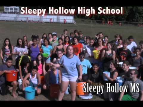 Sleepy Hollow High School Ice Bucket Challenge
